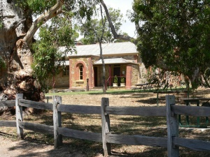 1 Willunga has many fine old colonial buildings