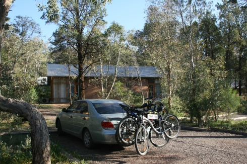 Accommodation Wilpena